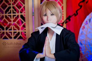 Natsume by Witchiko