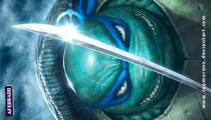 LEO PSP WALLPAPER by CapMoreno