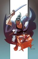 Lone Wolf and Cub by theFranchize