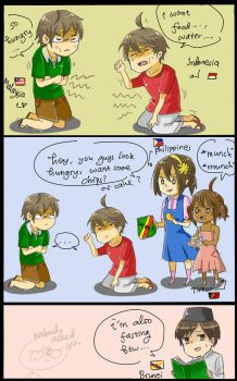 FASTING MONTH by waffle-maaan