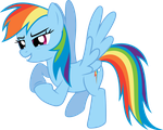 Rainbow Dash - Plotting by Powerpuncher