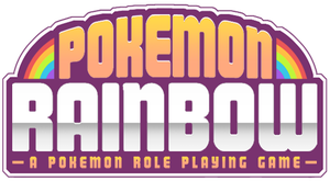 Pokemon Rainbow Logo by Ry-Spirit