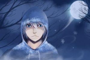 Jack Frost by NathanCrowley