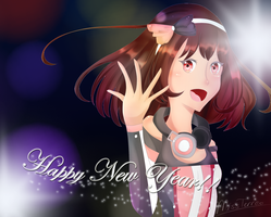 New Year 2014 by EarthJolly