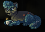 Candle Light by InkQueenPilus