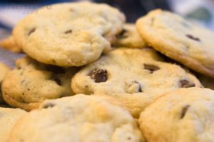 Chocolate Chip Cookies by aheria