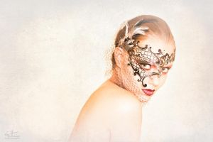 Casey Mask One by markdaughn