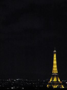 Paris by Night by laBaroque