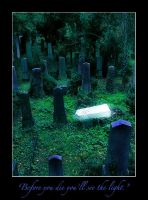 Cemetery by chrusel