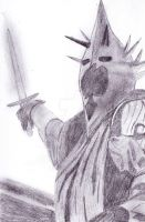 Witch King of Angmar by Deluxe0111