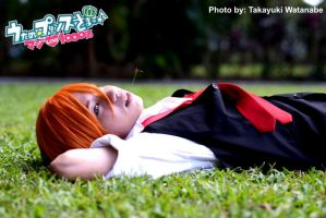 UTAPRI - Daydreaming Ren by karlonne