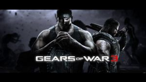 Gears of War 3 wp by igotgame1075