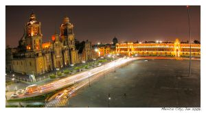 Mexico City. by Dem-M