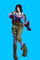 Fable 2 heroine by vizy