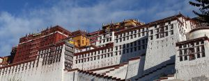 Potala, once home of the Dalai Lama by Suppi-lu-liuma