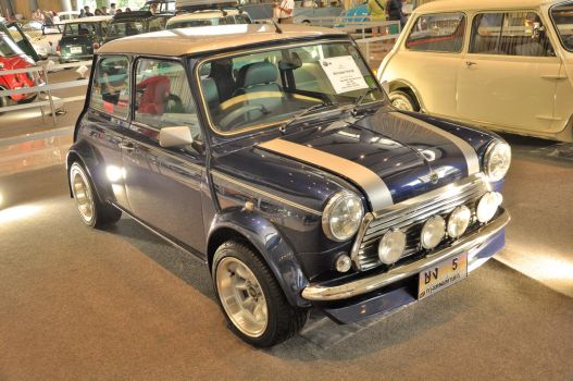 The Vintage Car Concours 2017 03 by zynos958