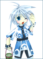 genis sage::costume remake by torisan