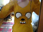 Jake the dog by matany-matany