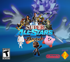 Super All-Stars Brawl (Unfinished) by LeeHatake93