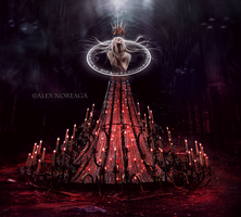 Chandelier by alexnoreaga