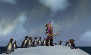 Penguin Army -WoW by randompuppet