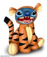 StitchTigger by madelief