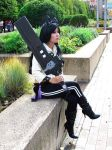 Blake Belladonna - In Memory of Monty Oum by CrystalMoonlight1