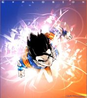 Son Gohan by mposs8ble
