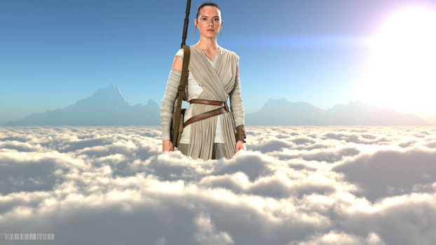 Rey Giantess: Above the Clouds by CMWaters