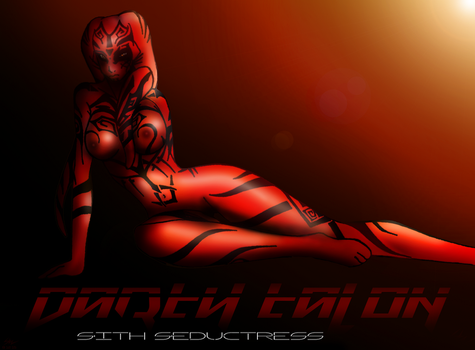 Darth Talon: Sith Seductress by SweetLittleAki