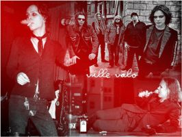 Ville Valo Wallpaper 1 by lost-screams-echo