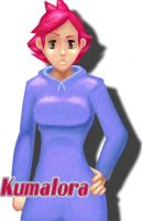 Kumatora by MASTERofGAMING