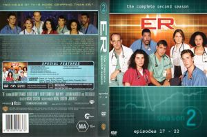 ER Season 2 Part 2 DVD Cover by NYC55david