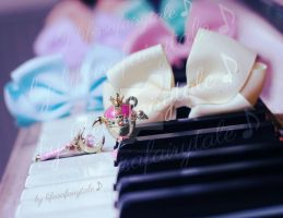 sailormoon ribbon piano by kawaiifairytale