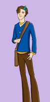 DH SPOILER - T. R. Lupin by Rotae