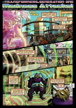 Transformers G1 - Madness Attacks p01 - ENG by M3Gr1ml0ck