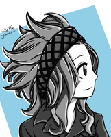 [Fairy Tail] Levy by Julie7770