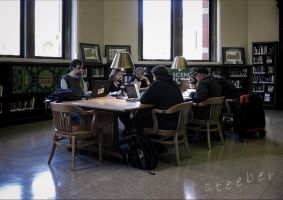 Quiet Hours by steeber