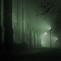 Night cathedral by Alshain4