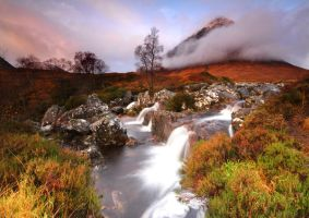 Buachaille Etive Mor Scotland by DL-Photography