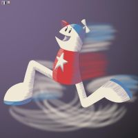 Palette Challenge- Homestar Runner by Alvah-and-Friends