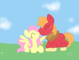 In the Meadow by kalie0216