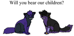 Will you bear our children? by BanditKat
