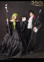 Code Geass: Second couple by wtfproductionsskits