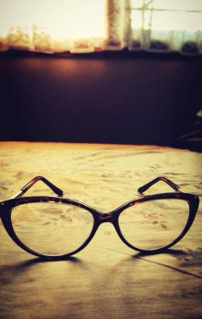 Glasses by muahniss