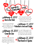 Valentine's Day Flyer by ItsMeNaturall