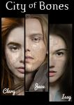TMI City of bones by littlelulai