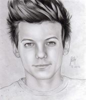 LOUIS TOMLINSON by minickart