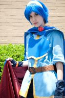 Marth from Fire Emblem by AcidFusion51