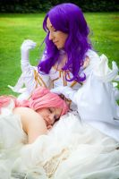 Euphemia Cosplay - Sleeping Princess by AngyValentine